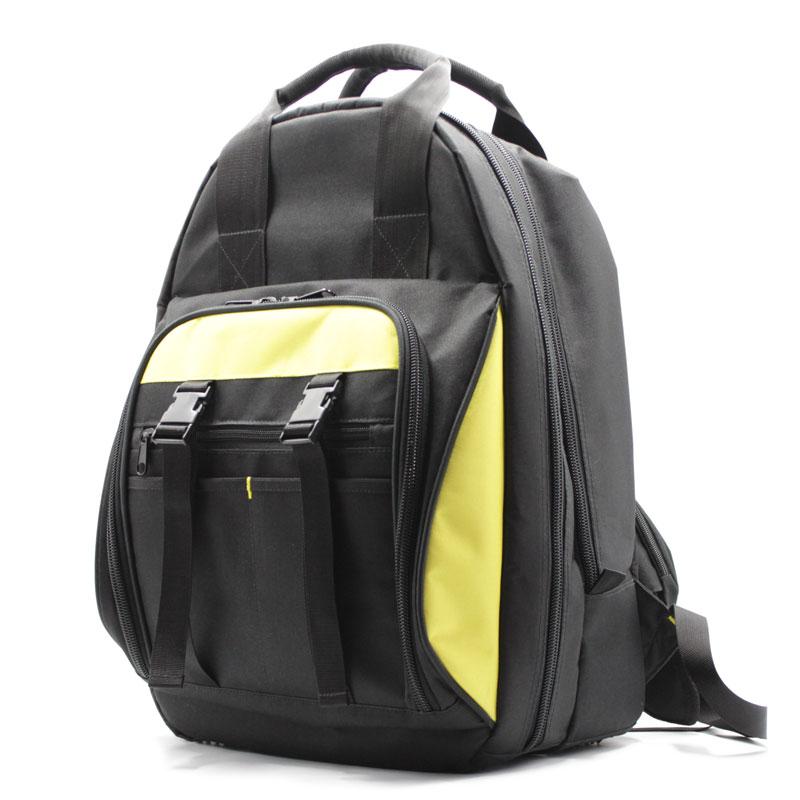 Рюкзак профессиональный для инструментов сбоку