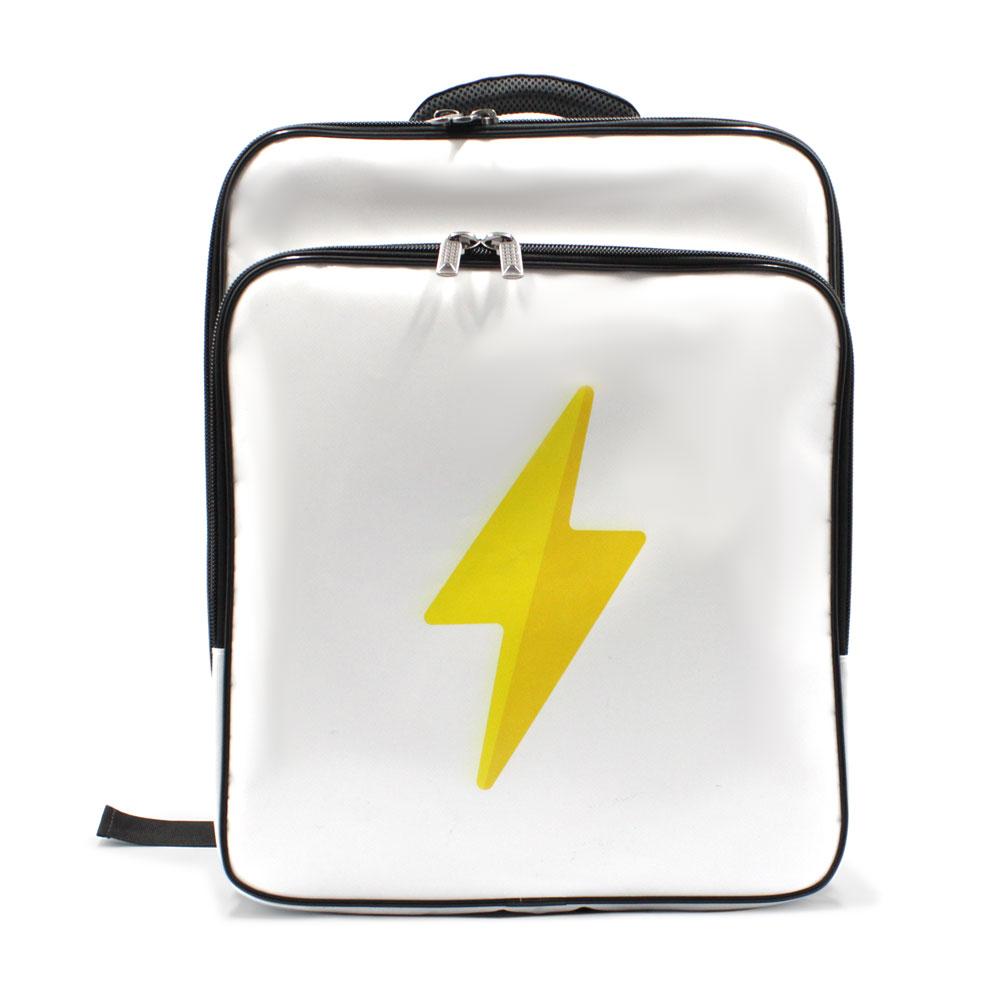 рюкзак для переноски персональной компактной электростанции спереди