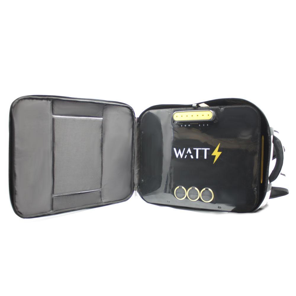 рюкзак для переноски персональной компактной электростанции внутри