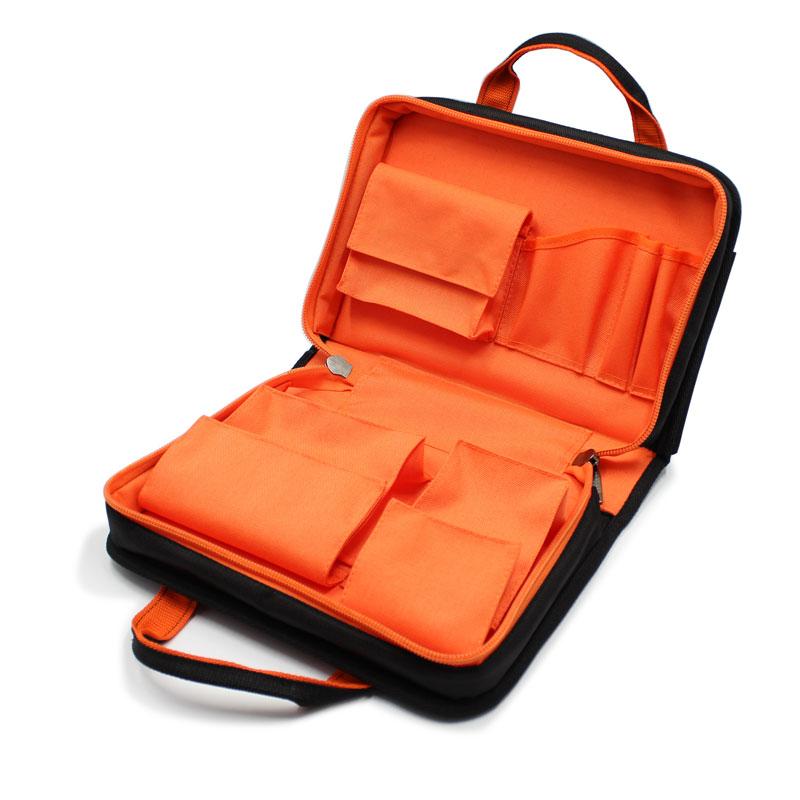 сумка для укладки комплекта медицинских приборов карманы